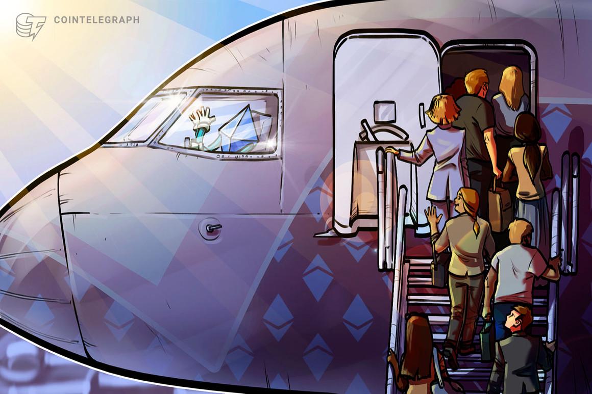 El precio de Ethereum rompe los USD 3,500 y alcanza nuevo máximo de 3 meses frente a Bitcoin