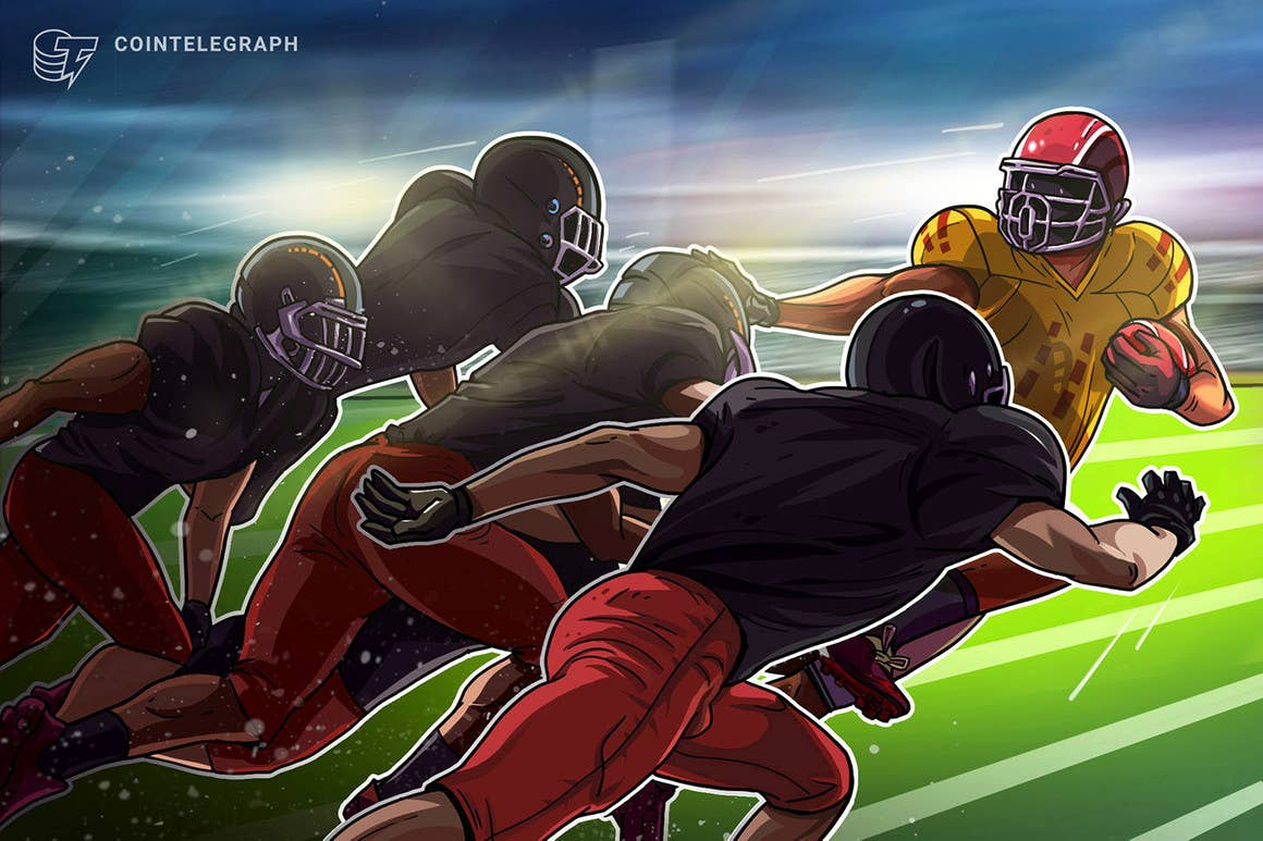 La NFL les ha prohibido a los equipos los anuncios de criptomonedas y la venta de NFT