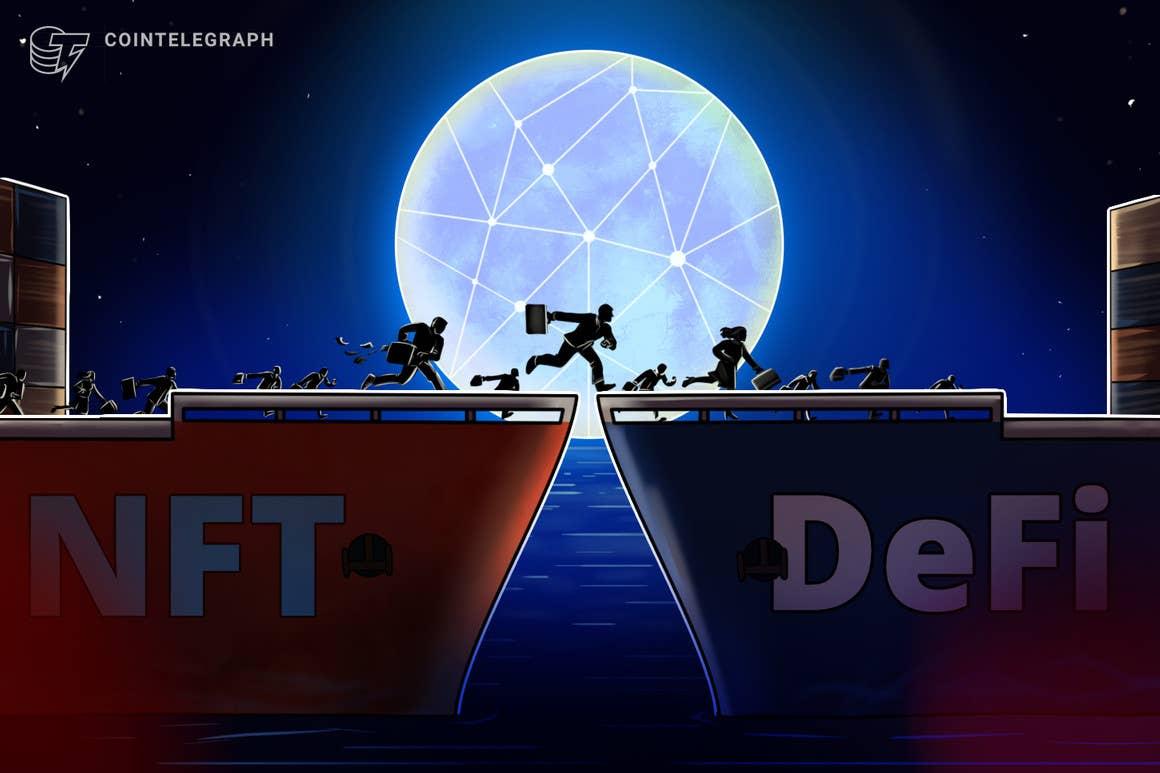 ¡Hora de cambiar! Datos indican que los traders están pasando de los NFT a DeFi