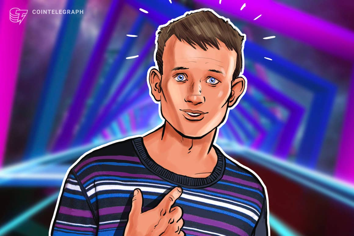 Vitalik Buterin entra en la lista de las 100 personas más influyentes de 2021 de la revista Time