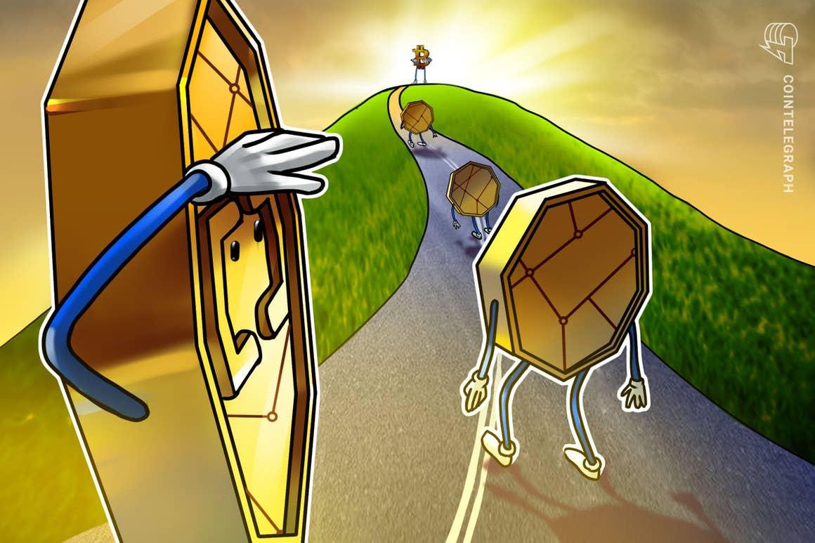 Las altcoins registran ganancias del 50% luego de que Bitcoin y Ethereum marcaran un camino hacia nuevos máximos