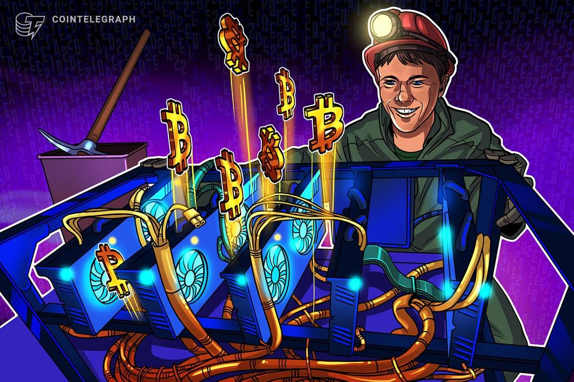 La dificultad de la minería de Bitcoin aumenta un 31% desde julio