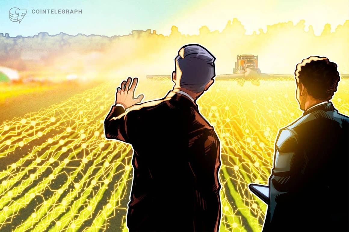 Realizan transacción con tokens respaldados por soja