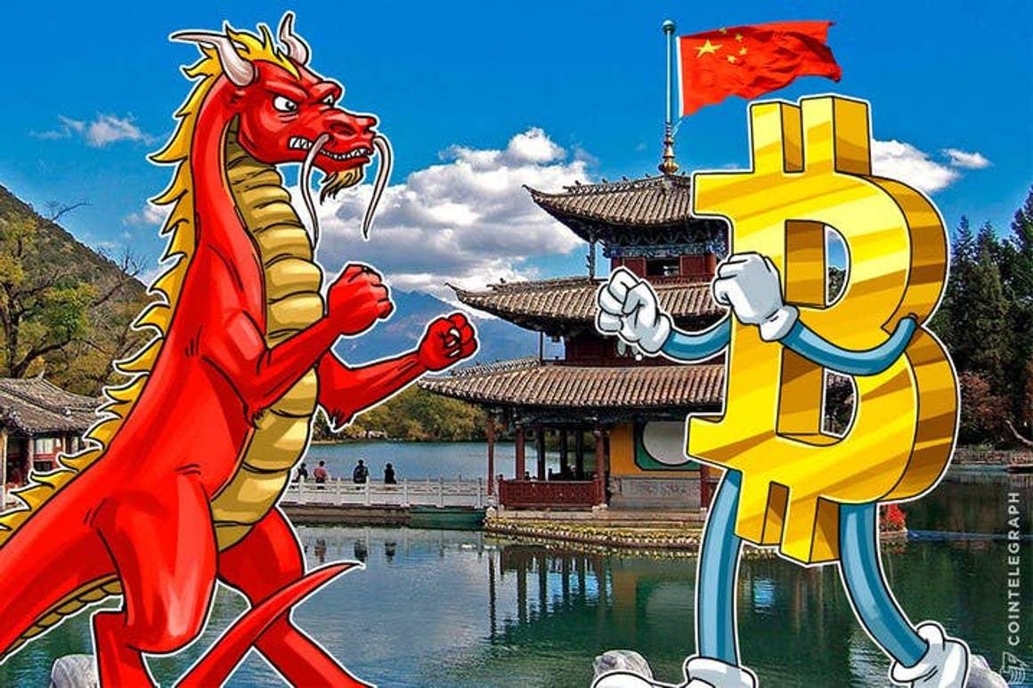 Según ejecutivo de Bitpanda, los acontecimientos en China han significado una montaña rusa para el mundo cripto