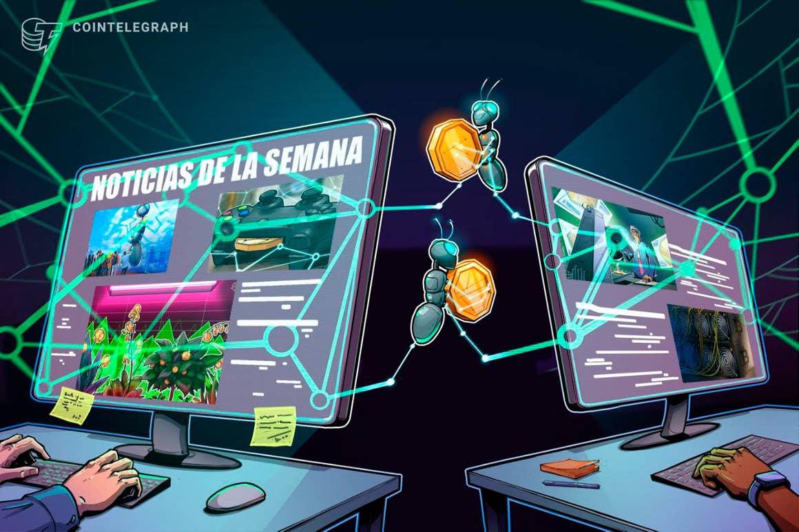 Prohibición del trading de criptomonedas en China, caída de las bolsas, minería en casa, juegos NFT y más