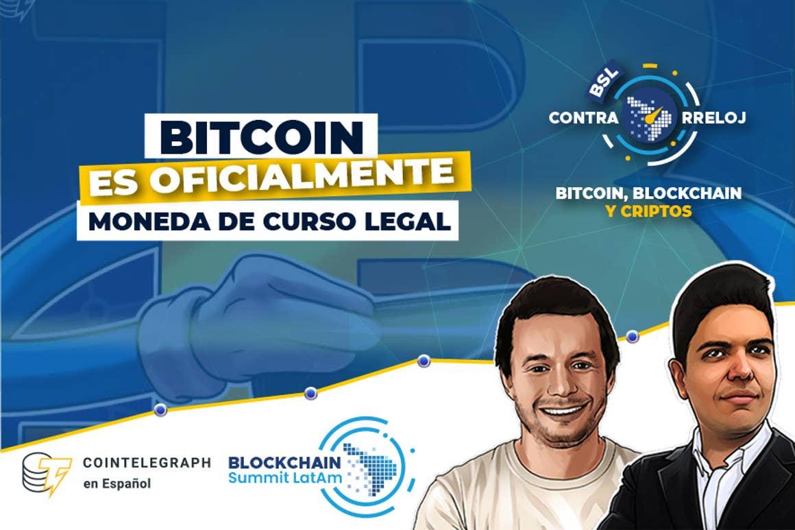 Axie Infinity gratis, Bitcoin en El Salvador, Coinbase vs SEC y mucho más. Un resumen de las criptonoticias más importantes de la semana