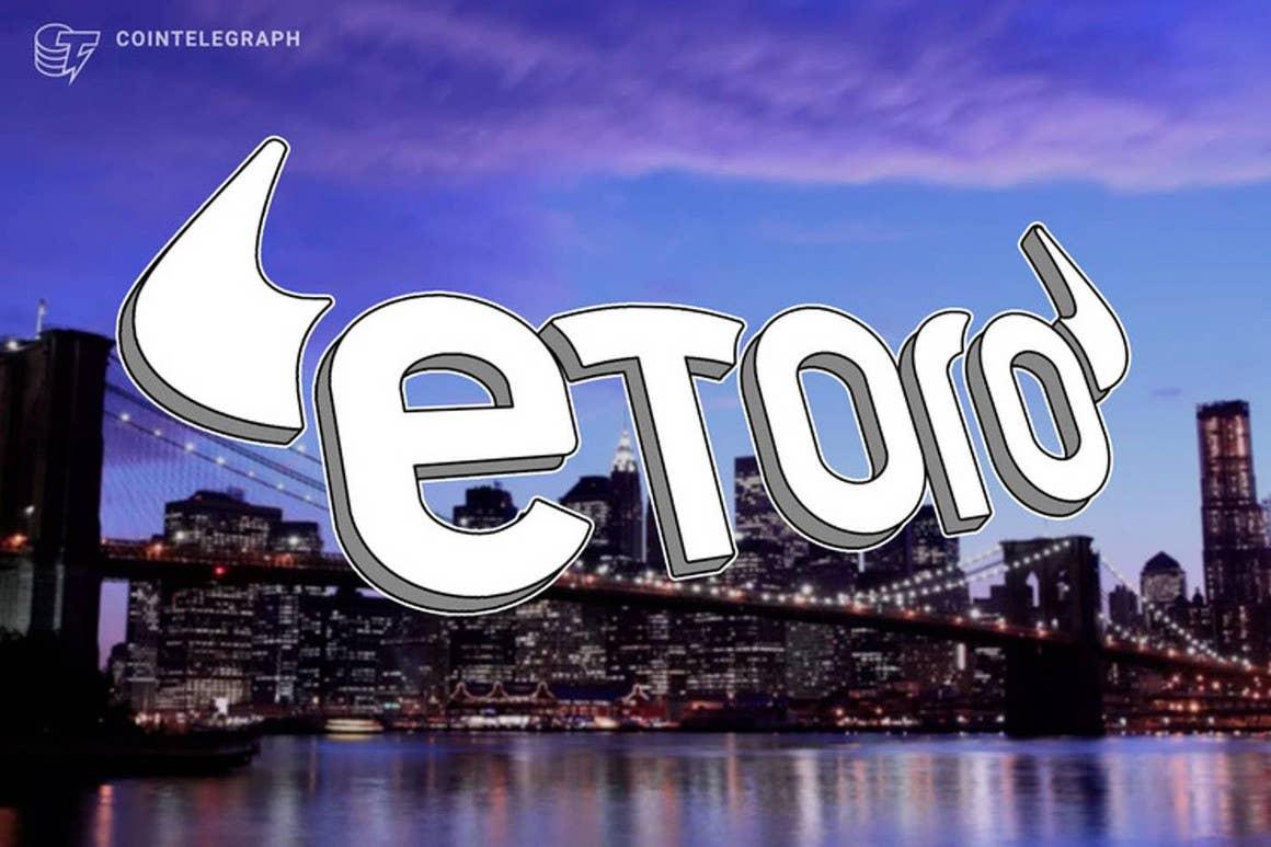 La plataforma eToro cierra el segundo trimestre con pérdidas por 89 millones de dólares