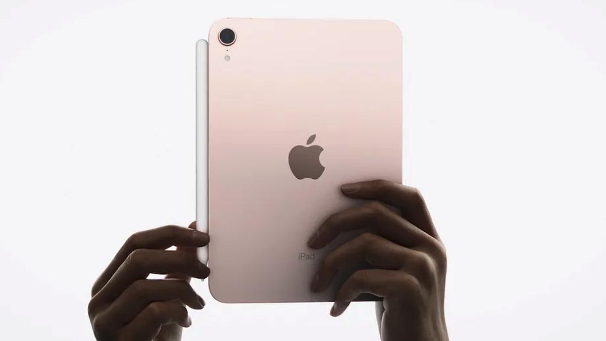 Así es el nuevo iPad Mini con pantalla más grande y el nuevo iPad base