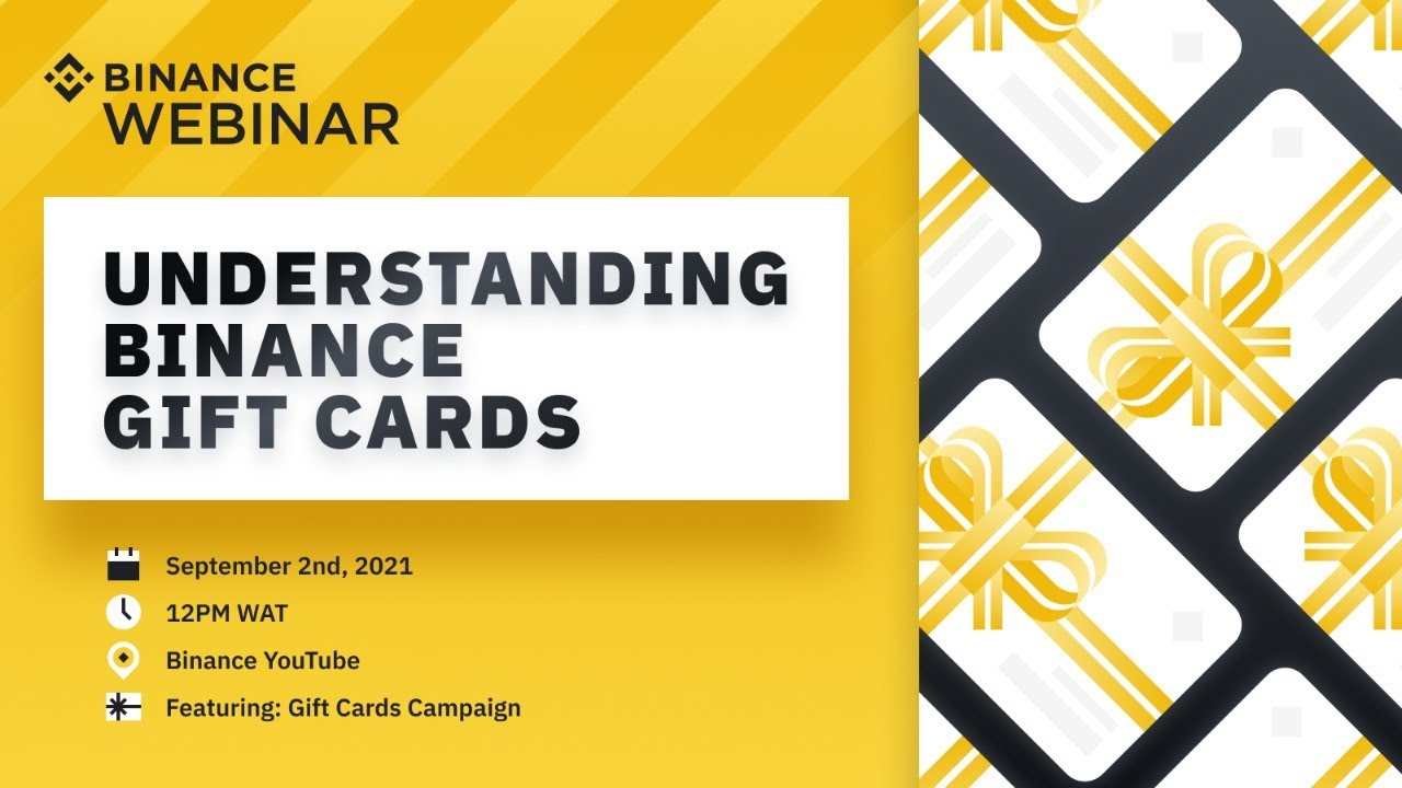 How to Get Started with Binance Gift Card