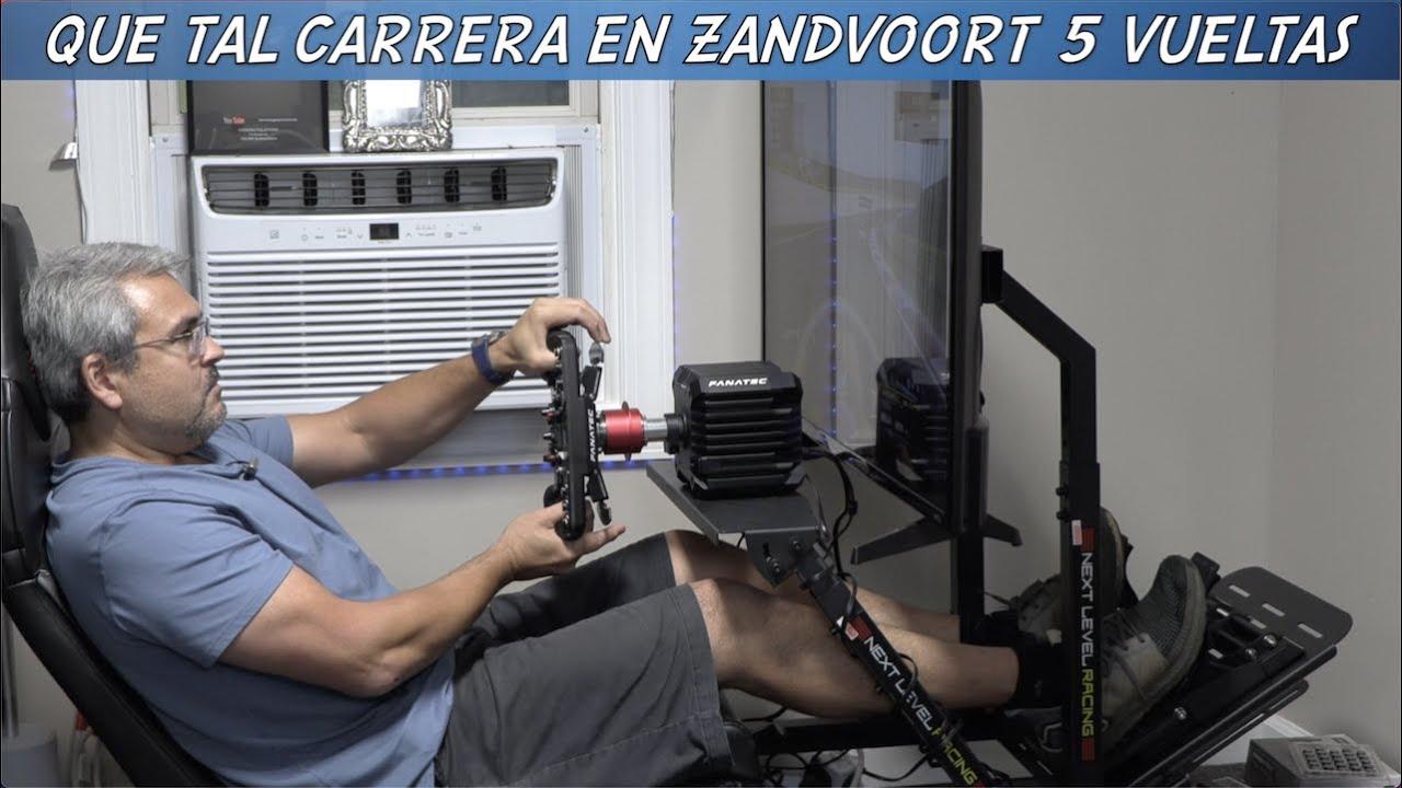 VAMOS Una carrera F1 en el circuito de Zandvoort Netherlands PURA ADRENALINA