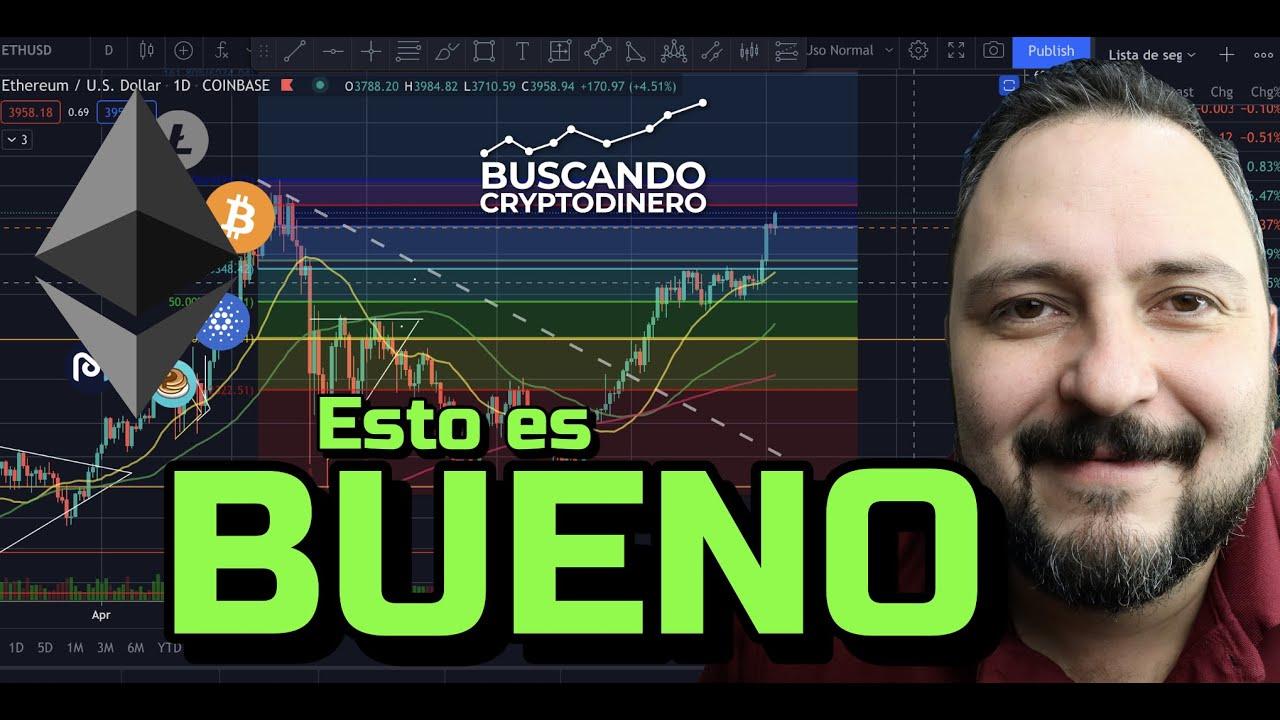 🚀Ethereum  ➤ Esto es BUENO para el mercado + 11 monedas y Rifa de Litecoin !!