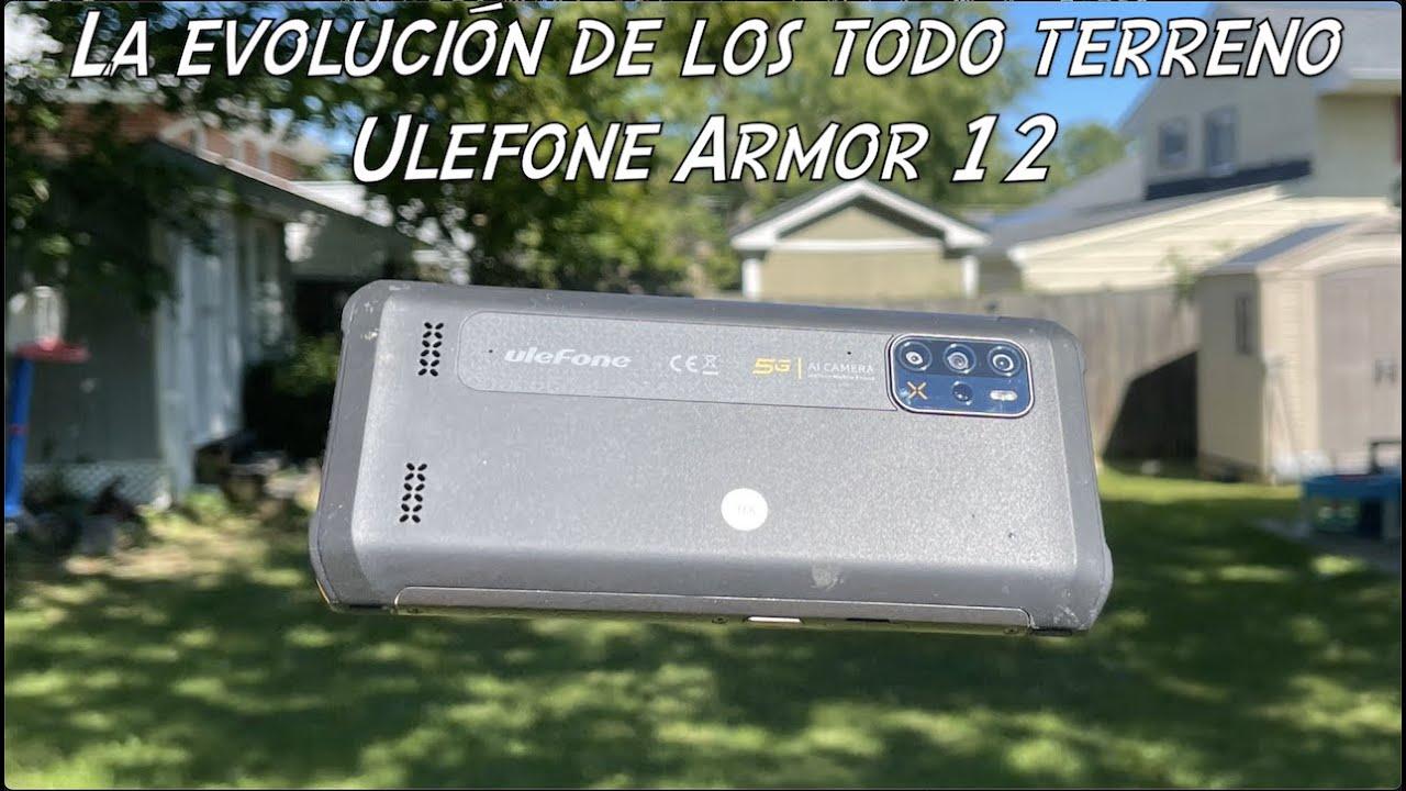 El todo terreno potente y muy resistente Ulefone Armor 12
