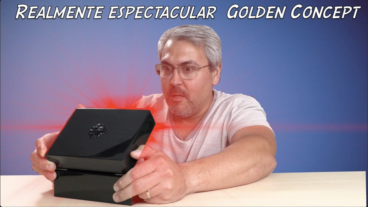 Esta es una de las razones por la que me GUSTAN los productos de APPLE – Golden Concept RST44