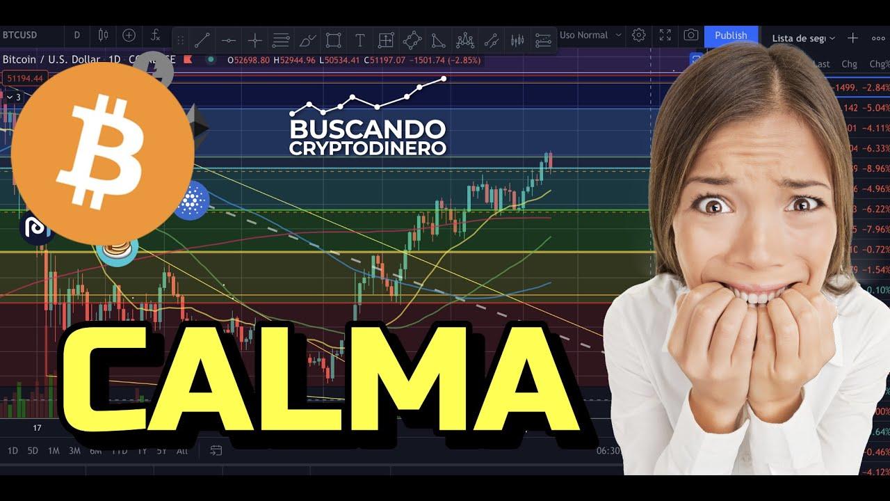 🧘🏻♀️Bitcoin Holders… CALMA !!! + 10 monedas y Rifa de Litecoin !!!