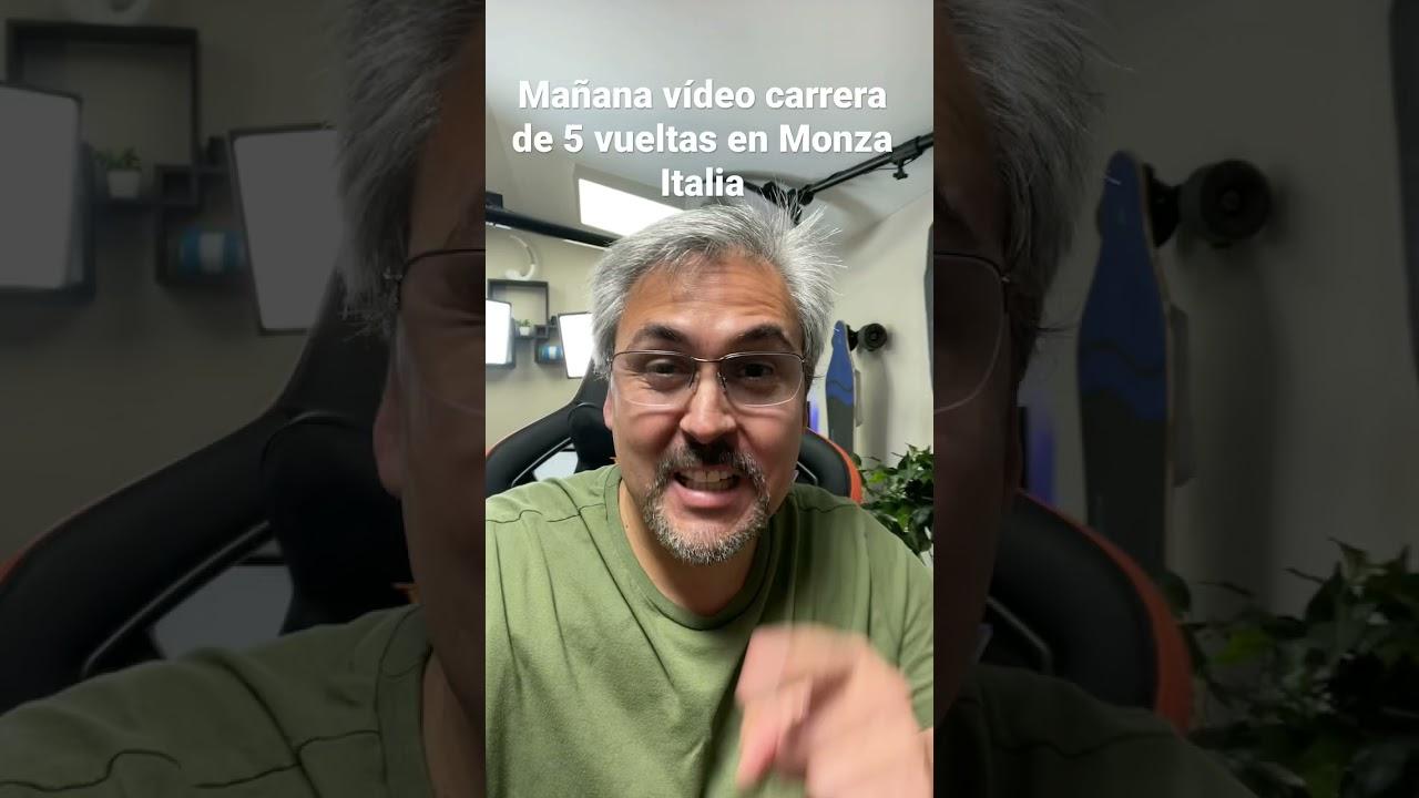 Carrera Monza Italia no se lo pierdan