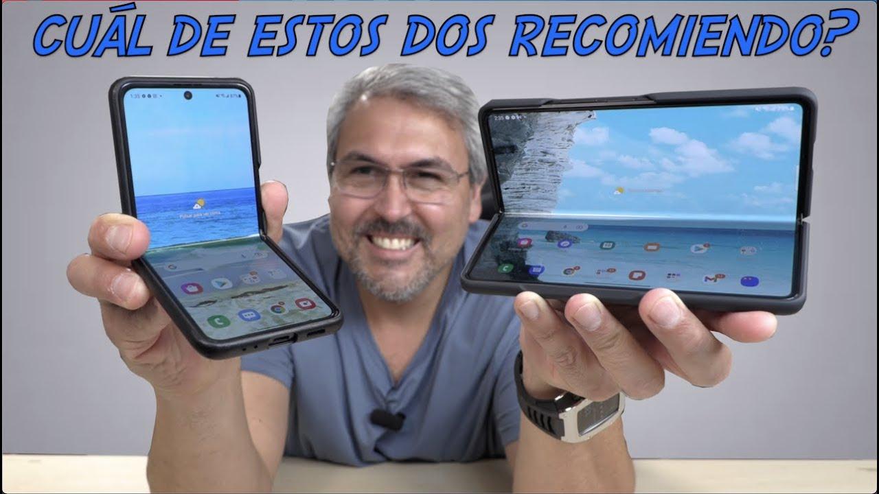 Es el Samsung Galaxy Z Flip 3 el smartphone plegable ideal? Review