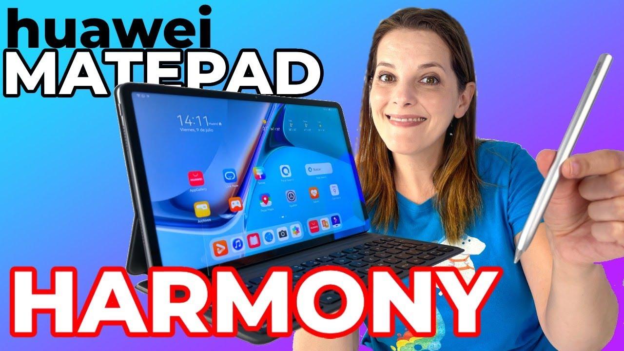CUIDADITO ANDROID -Huawei MatePad 11 Harmony OS-