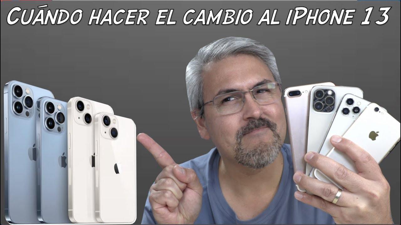 No compres un iPhone 13 sin antes saber los 3 puntos más IMPORTANTES