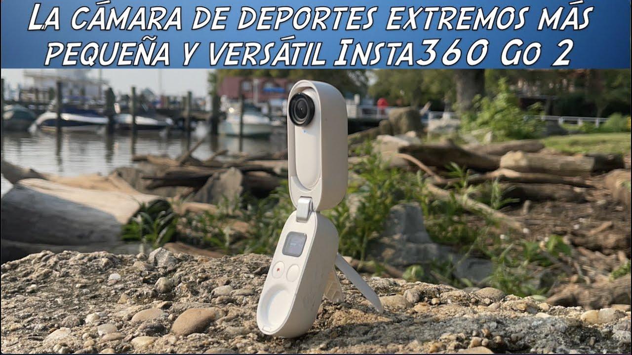 Insta360 Go 2 la cámara de deportes extremos más versátil del mercado