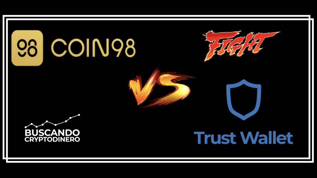 🥊 Coin 98 Finance vs Trust Wallet Token #C98 vs #TWT