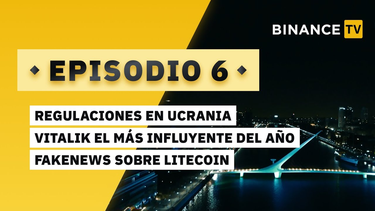 #BinanceTV 🇦🇷 | Episodio 6