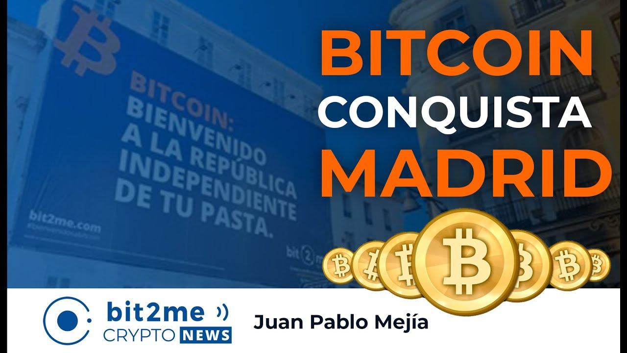 🔵⚔️ NOTICIAS CRIPTOMONEDAS HOY – BITCOIN Conquista MADRID – ATOM y AVAX nuevos MÁXIMOS HISTÓRICOS
