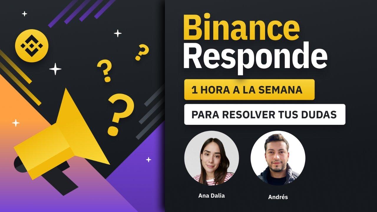 #BinanceResponde | Sexta edición
