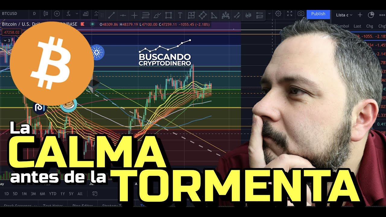 💣 Bitcoin… La calma antes de la Tormenta !!!