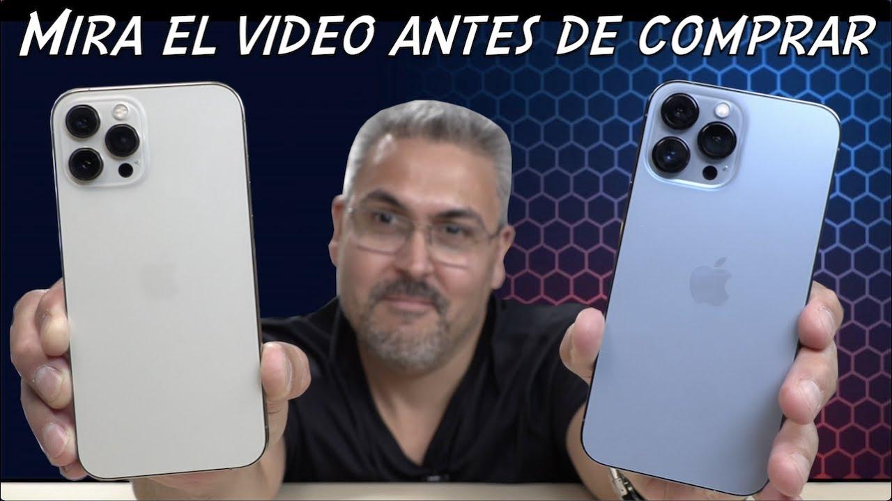 No compren el iPhone 13 Pro Max sin antes ver este video