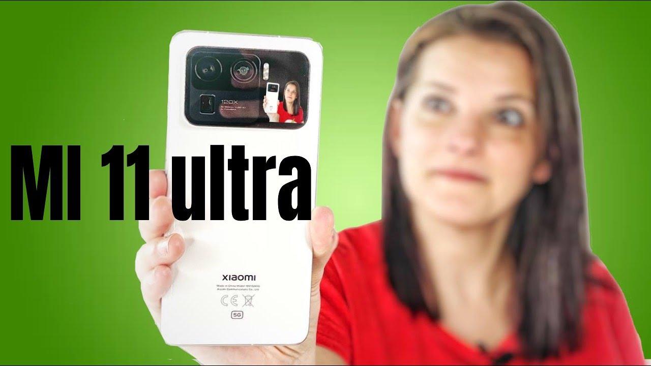 DESAFIO TOTAL -Xiaomi Mi 11 ULTRA-