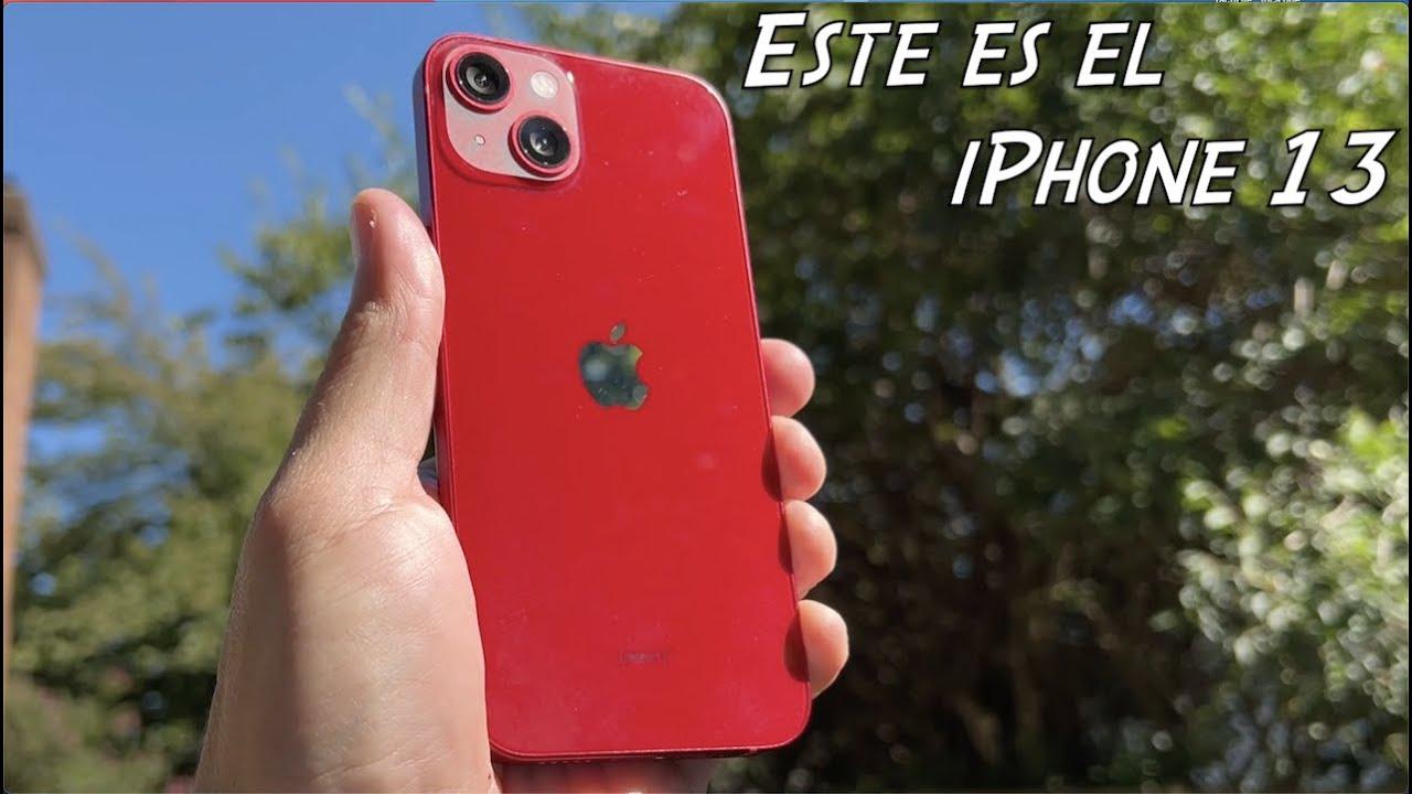 iPhone 13 UNBOXING  y primeras impresiones- El iPhone 12 con pocas mejoras