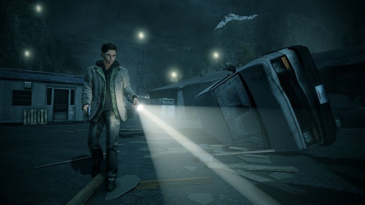 Alan Wake regresará remasterizado para PlayStation, Xbox y PC