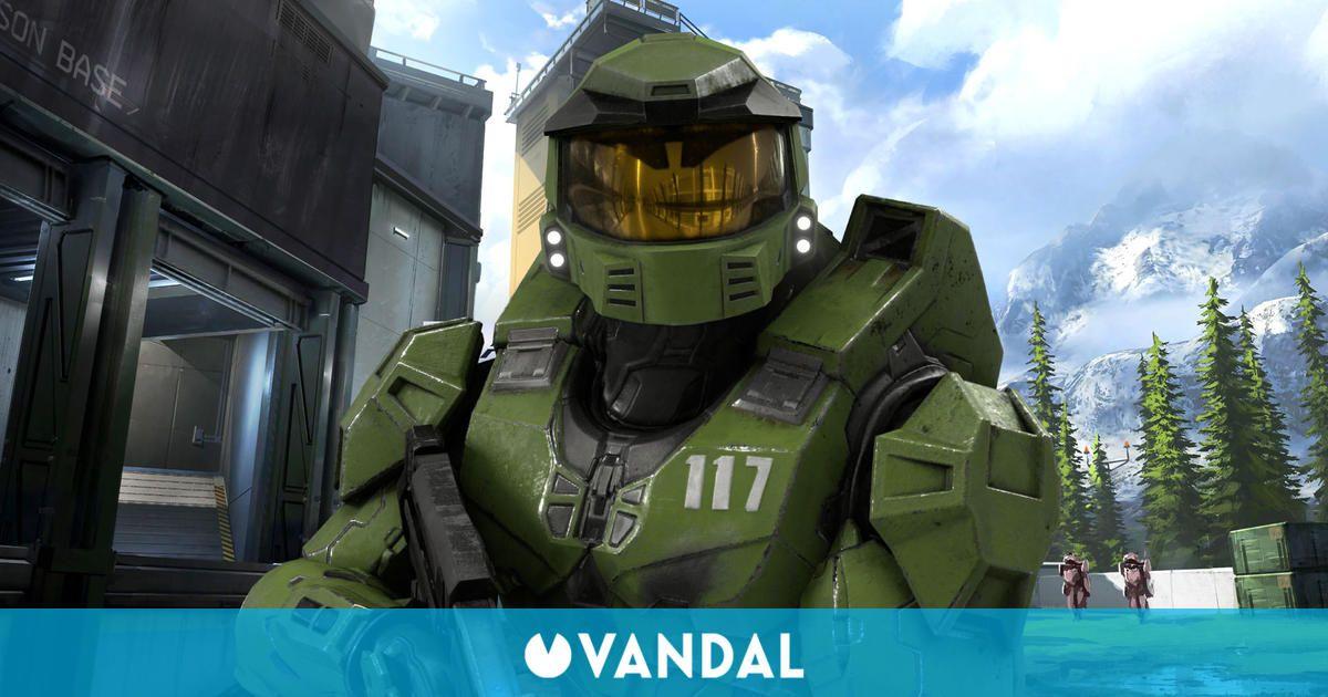 Halo Infinite celebrará la próxima prueba de su multijugador el 24 de septiembre