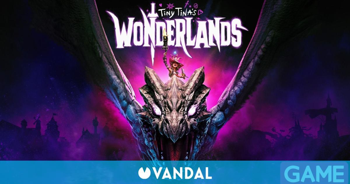 Ya se puede reservar Tiny Tina's Wonderlands en GAME con su exclusiva Chaotic Great Edition