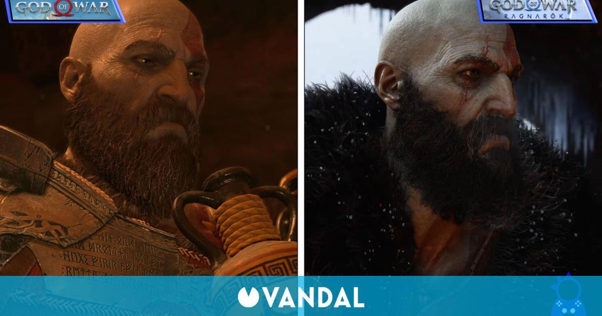 God of War vs God of War Ragnarok: ¿En qué mejora el título de Santa Monica?
