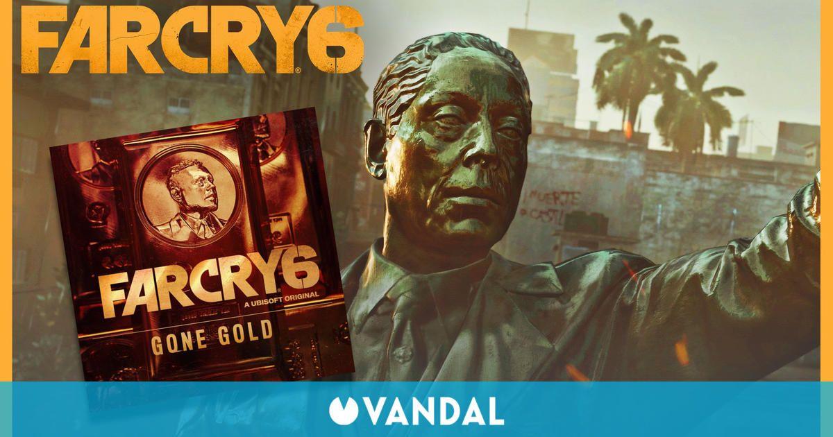 Far Cry 6 ya es gold y está listo para estrenarse el 7 de octubre