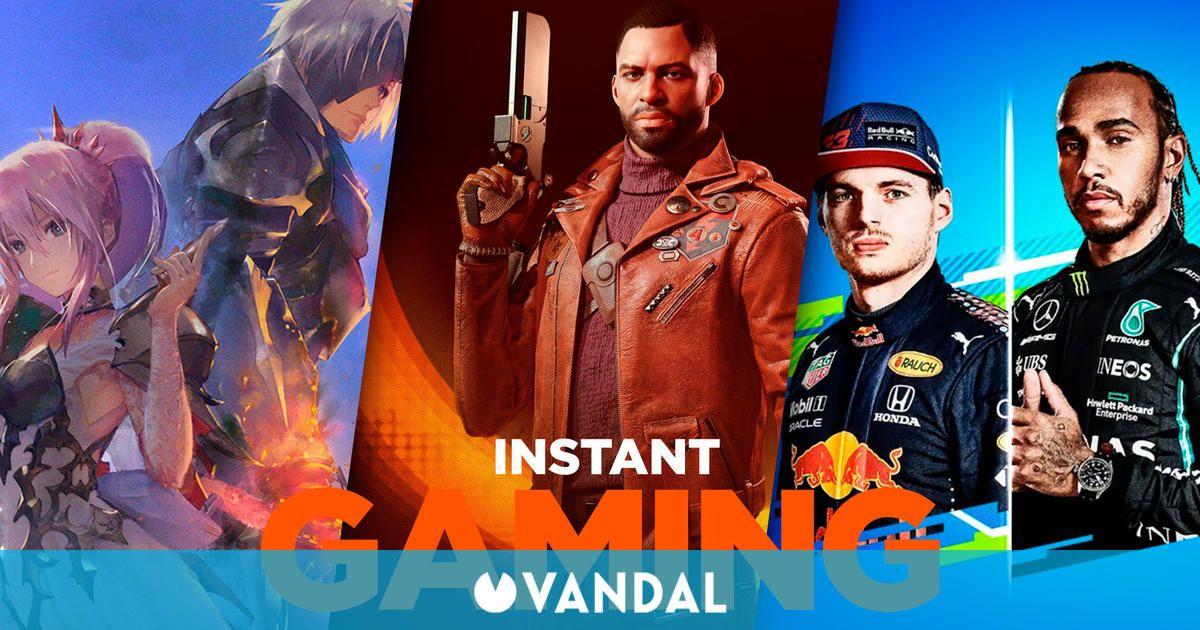 Las mejores ofertas de Instant Gaming en juegos para PC durante este fin de semana