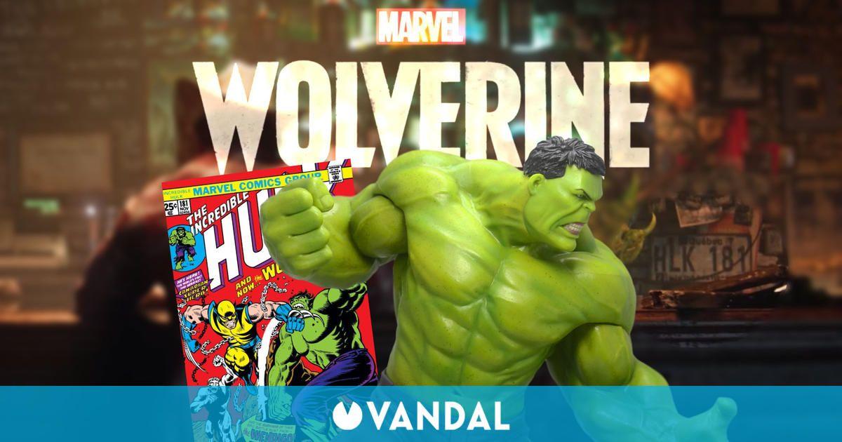 ¿Aparecerá Hulk en Marvel's Wolverine? Insomniac Games escondió una pista en el tráiler