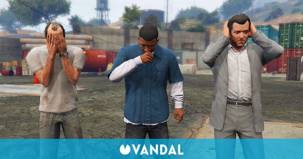 GTA V divide a los fans con su último tráiler y el retraso en PS5 y Xbox Series X/S