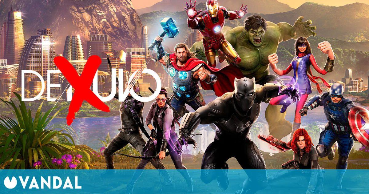 Marvel's Avengers elimina el sistema antipiratería Denuvo en su última actualización