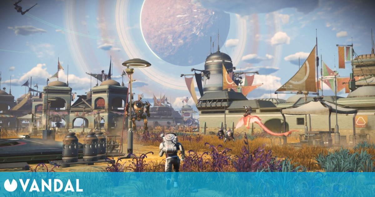 No Man's Sky recibirá asentamientos con Frontiers, su próxima actualización gratuita