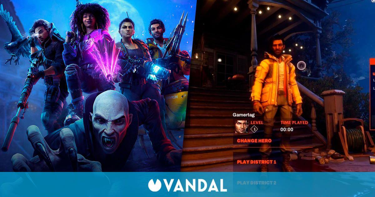 Redfall: Se filtran unas imágenes del juego de Arkane con armas, escenarios y más