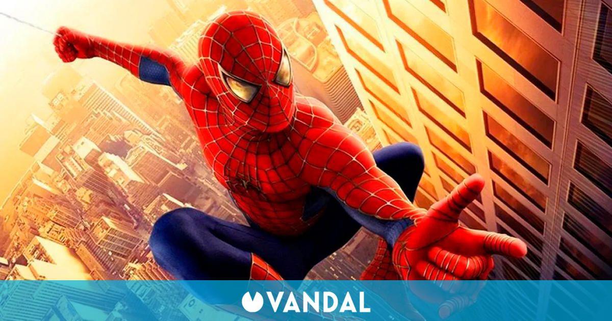Se filtra un vídeo del juego Spider-Man 4, que habría acompañado a la película cancelada