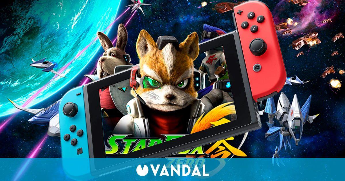 PlatinumGames quiere llevar Star Fox Zero a Switch, si Nintendo lo permite