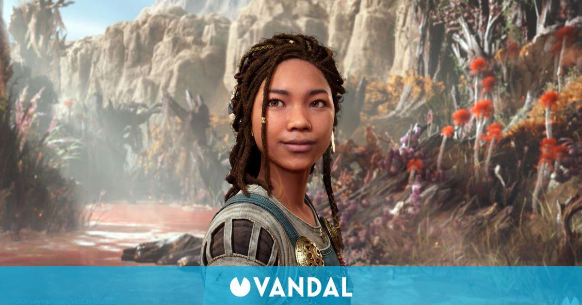 God of War Ragnarok: El director narrativo responde a las críticas sobre la raza de Angrboda
