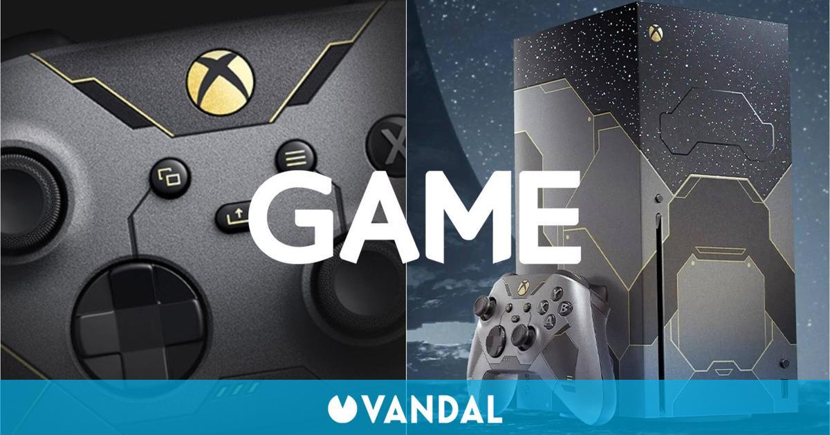 Reserva de manera exclusiva en GAME la edición especial de Halo Infinite de Xbox Series X