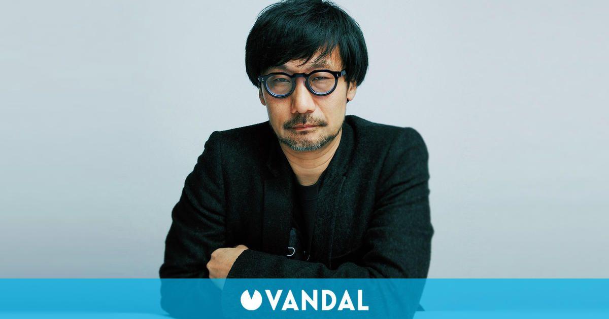 Kojima quiere hacer 'juegos que cambien en tiempo real'
