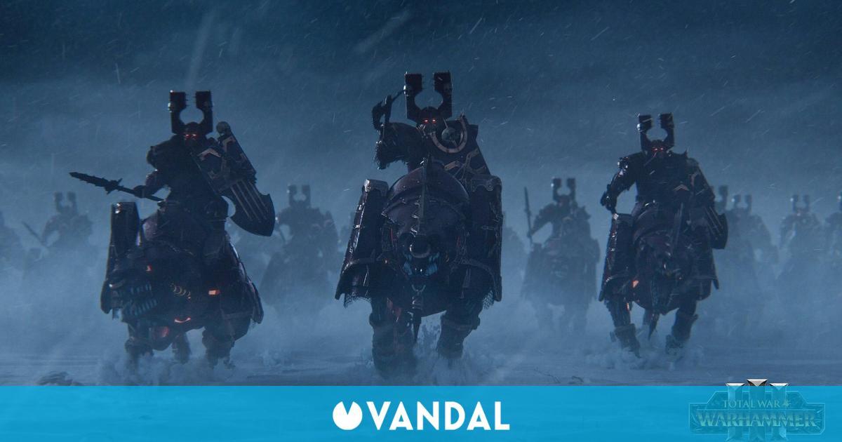 Total War: Warhammer 3 retrasa su lanzamiento en PC hasta principios de 2022