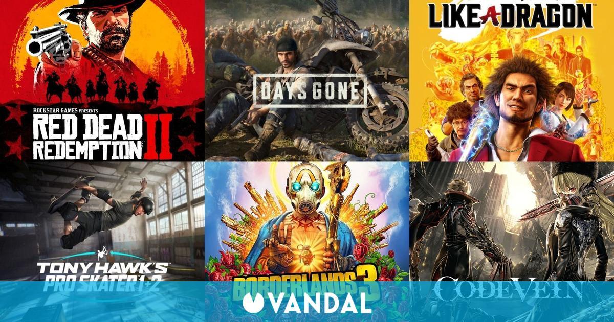 Ofertas PS Store: Los mejores descuentos de PS4 y PS5 por menos de 45, 30, 20 y 10 euros