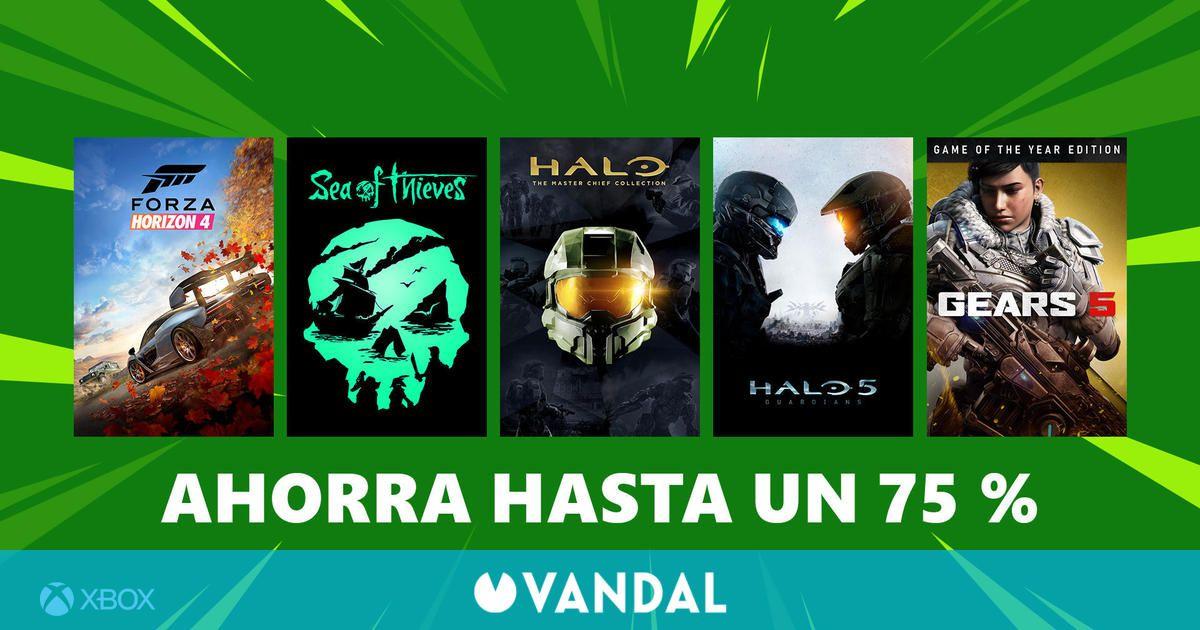 Ofertas Xbox: Assassin's Creed Valhalla, Hitman 3, Gears Tactics, Watch Dogs Legion…